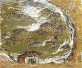 Flood - K K Hebbar - Auction 2002 (May)