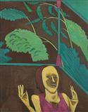 Untitled - K G Subramanyan - Summer Auction 2007
