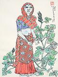 Untitled - A  Ramachandran - Autumn Auction 2009