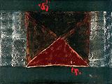 Untitled - Jagdish  Swaminathan - Autumn Auction 2009