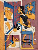 Untitled - K G Subramanyan - Autumn Auction 2009