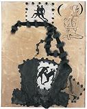 Men from Athens - Atul  Dodiya - Spring Auction 2009
