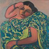 Untitled - Jogen  Chowdhury - Autumn Auction 2010