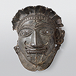 Bhuta Mask - Indian Antiquities