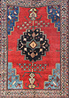 TRIBAL AFSHAR-SOUTH WEST PERSIA - Carpets, Rugs and Textiles Auction