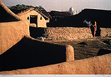 Village near the Taj - Raghu  Rai - 24-Hour Online Absolute Auction: Editions