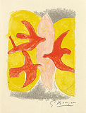 Decentes Aux Enfers (Descent into Hell) - Georges  Braque - Impressionist and Modern Art Auction