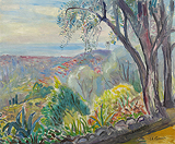 Vue sur Nice, Le Gairot (View of Nice, Le Gairot) - Charles  Camoin - Impressionist and Modern Art Auction