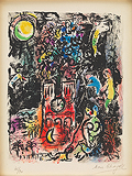 L`Arbre de Jessé (The Tree of Jesse) - Marc  Chagall - Impressionist and Modern Art Auction