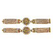 A PAIR OF PERIOD GEMSET BRACELETS - Auction of Fine Jewels & Watches