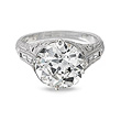 A DIAMOND RING - Auction of Fine Jewels & Watches