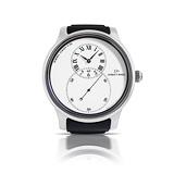 JAQUET DROZ: MENS 'GRANDE SECONDE' CERAMIC WRISTWATCH, REF. J003035209 -    - Auction of Fine Jewels & Watches
