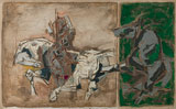 Untitled - Maqbool Fida Husain - Summer Art Auction 2012