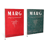 A Set of Early MARG Magazines (from volume 1) -    - 24-Hour Auction: Words & Lines III