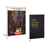 A Set of Publications on Homi Bhabha -    - 24-Hour Auction: Words & Lines III