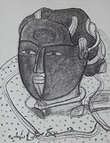 Untitled - Thota  Vaikuntam - Absolute Auction February 2013