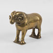 A Ram Sculpture - Folk and Tribal Art Auction