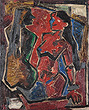 M F Husain - Spring Art Auction 2013