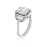 A DIAMOND RING -    - Online Auction of Fine Jewels and Silver