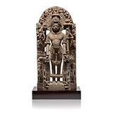 VISHNU AND HIS AVATARS -    - Classical Indian Art