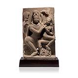 SHIVA'S FAMILY -    - Classical Indian Art