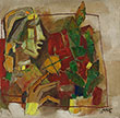 M F Husain - Evening Sale, New Delhi | Live