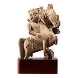 RIDER ON HORSEBACK -    - Classical Indian Art | Live Auction, Mumbai