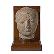 HEAD OF BUDDHA - Classical Indian Art | Live Auction, Mumbai