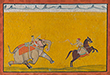 FATEH SHAHI THE ELEPHANT OF RAJA RAISINGH - Classical Indian Art | Live Auction, Mumbai