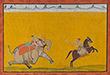 FATEH SHAHI THE ELEPHANT OF RAJA RAISINGH - Classical Indian Art | Live Auction, Mumbai