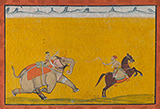 FATEH SHAHI THE ELEPHANT OF RAJA RAISINGH -    - Classical Indian Art | Live Auction, Mumbai