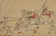 TAMING AN ELEPHANT - Classical Indian Art | Live Auction, Mumbai