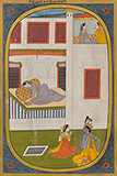 FOLIO FROM THE SAT SAI OF BIHARI -    - Classical Indian Art | Live Auction, Mumbai