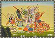 FOLIO FROM THE DEVI MAHATMAYA - Classical Indian Art | Live Auction, Mumbai