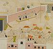 FOLIO FROM A NALA DAMAYANTI SERIES - Classical Indian Art | Live Auction, Mumbai