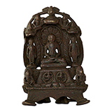 JAIN ALTARPIECE -    - Classical Indian Art | Live Auction, Mumbai