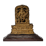 TRIVIKRAMA VISHNU -    - Classical Indian Art | Live Auction, Mumbai