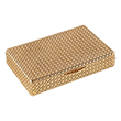 GOLD CIGARETTE CASE BY TIFFANY & CO - Fine Jewels and Objets