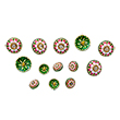 ENAMELLED SHERWANI BUTTONS - Fine Jewels and Objets