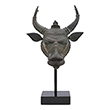 MAISANDAYA BULL MASK - Living Traditions: Folk & Tribal Art