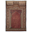 JAHNAMAZ PRAYER MAT - Woven Treasures: Textiles from the Jasleen Dhamija Collection