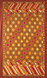 PHULKARI WITH CHOPE SURROUNDS - Woven Treasures: Textiles from the Jasleen Dhamija Collection