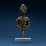 BUST OF BUDDHA -    - Asian Art