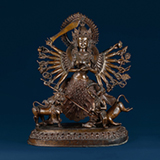 MAHISHASURAMARDINI -    - Asian Art