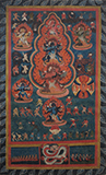 BARDO SCENE WITH ANIMAL DEITIES -    - Asian Art