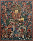 VAISHRAVANA, GUARDIAN DEITY OF THE NORTH -    - Asian Art