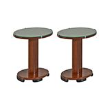 ART DECO PEG TABLES -    - The Design Sale