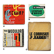 FOUR BOOKS BY LE CORBUSIER - The Design Sale
