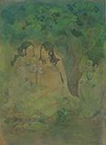 Untitled - Ramgopal  Vijaivargiya - From Classical to Contemporary