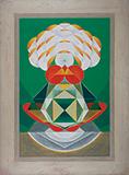Untitled - Ghulam Rasool Santosh - Evening Sale   Live Auction, Mumbai